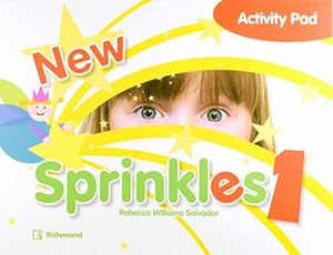 NEW SPRINKLES 1 ACTIVITY PAD