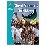 GREAT MOMENTS IN HISTORY (SUPERSTAR FLUENT READER 1)