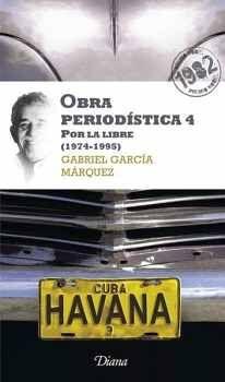 OBRA PERIODISTICA 4 -PREMIO NOBEL 1982-