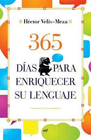 365 DIAS PARA ENRIQUECER SU LENGUAJE