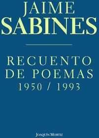 RECUENTO DE POEMAS 1950-1993 (BOLSILLO)