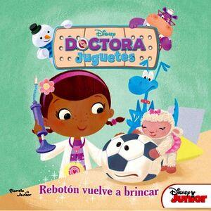 DOCTORA JUGUETES -REBOTON VUELVE A BRINCAR-