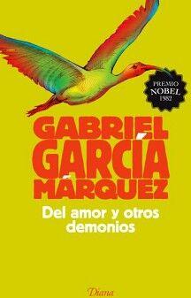 DEL AMOR Y OTROS DEMONIOS (NVA.PRESENTACION) NOBEL 1982/AVE