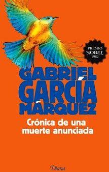 CRONICA DE UNA MUERTE ANUNCIADA (NVA.PRESENTACION) NOBEL 1982/AVE