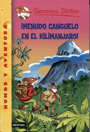 MENUDO CANGUELO EN EL KILIMANJARO!