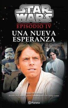 STAR WARS EPISODIO IV  -UNA NUEVA ESPERANZA-