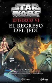 STAR WARS EPISODIO VI  -EL REGRESO DEL JEDI-