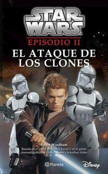 STAR WARS EPISODIO II  -EL ATAQUE DE LOS CLONES-