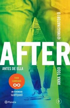 AFTER 0 -ANTES DE ELLA-