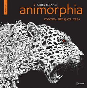 ANIMORPHIA -COLOREA.RELAJATE.CREA- (ARTETERAPIA)