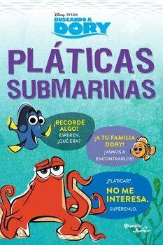 BUSCANDO A DORY -PLATICAS SUBMARINAS-