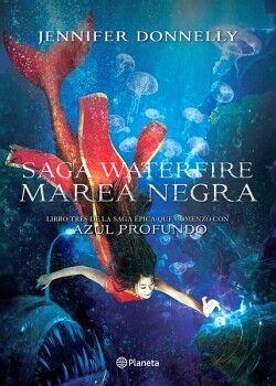 MAREA NEGRA   -SAGA WATERFIRE 3-