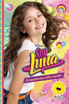 SOY LUNA 2 -COMPETENCIA SOBRE RUEDAS-