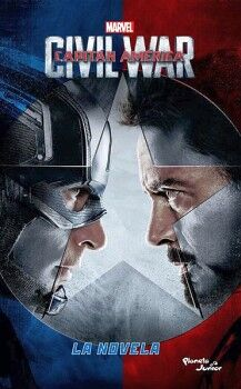 CAPITAN AMERICA/CIVIL WAR -LA NOVELA-