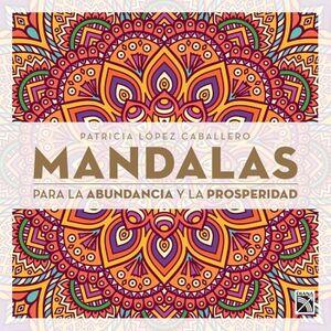 ESTUCHE MANDALAS -PARA LA ABUNDANCIA Y LA PROSPERIDAD- (C/COLORES