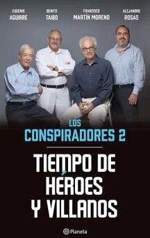 CONSPIRADORES 2, LOS -TIEMPO DE HEROES Y VILLANOS-