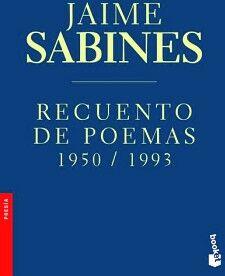 RECUENTO DE POEMAS 1950/1993                     (JOAQUIN MORTIZ)