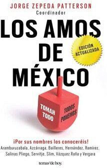 AMOS DE MEXICO, LOS (ED.ACTUALIZADA)