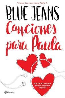CANCIONES PARA PAULA (ED.ACTUALIZADA)
