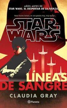 STAR WARS -LINEAS DE SANGRE-
