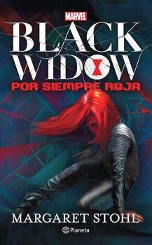 BLACK WIDOW -POR SIEMPRE ROJA-
