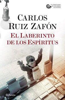 LABERINTO DE LOS ESPIRITUS, EL