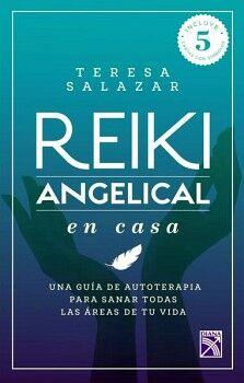 REIKI ANGELICAL EN CASA                  (C/5 CARTAS C/SIMBOLOS)