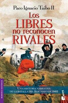 LIBRES NO RECONOCEN RIVALES, LOS                        (PLANETA)
