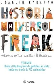 HISTORIA UNIVERSAL FREAK VOL.1