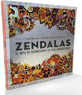 ZENDALAS -EL ARTE DE DESENREDARSE LA VIDA GARABATEANDO-