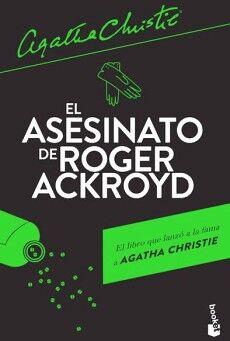 ASESINATO DE ROGER ACKROYD, EL                           (ESPASA)