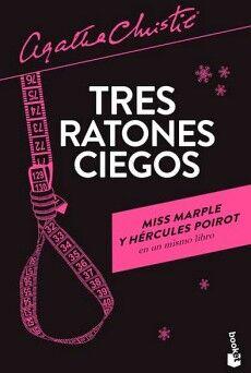 TRES RATONES CIEGOS                                      (ESPASA)