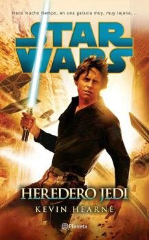 STAR WARS -HEREDERO JEDI-
