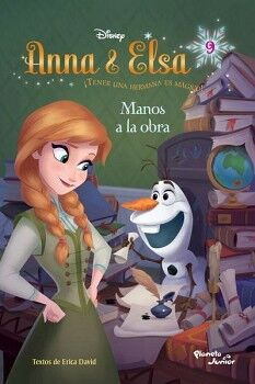 ANNA & ELSA -MANOS A LA OBRA- (9)