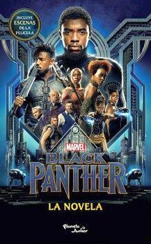 BLACK PANTHER -LA NOVELA-
