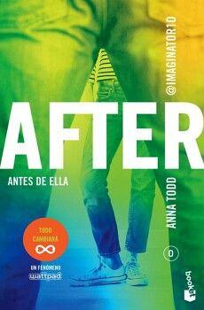 AFTER 0 -ANTES DE ELLA-                                 (PLANETA)