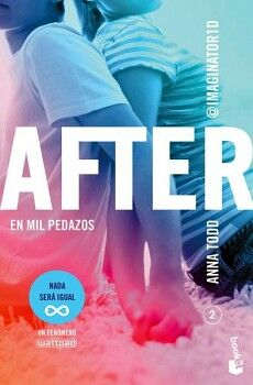 AFTER 2 -EN MIL PEDAZOS-                                (PLANETA)