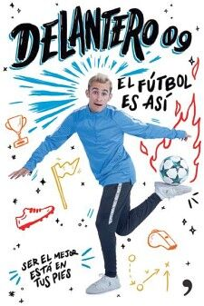 DELANTERO 09 -EL FUTBOL ES ASI-