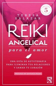 REIKI ANGELICAL PARA EL AMOR      (INCLUYE 5 CARTAS CON SIMBOLOS)