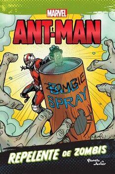 ANT-MAN -REPELENTE DE ZOMBIS-             (MARVEL)