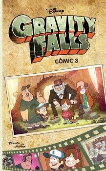 GRAVITY FALLS -COMIC 3-