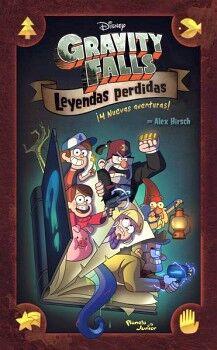 GRAVITY FALLS -LEYENDAS PERDIDAS-    (4 NUEVAS AVENTURAS)
