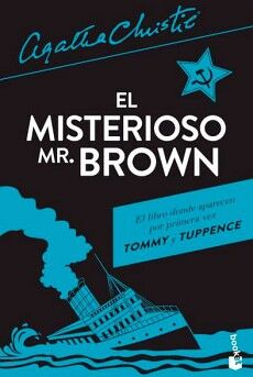 MISTERIOSO MR.BROWN, EL                                  (ESPASA)