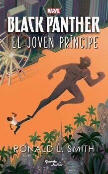 BLACK PANTHER -EL JOVEN PRINCIPE-