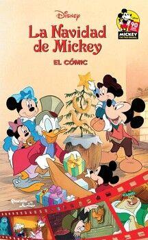 NAVIDAD DE MICKEY, EL -EL COMIC-