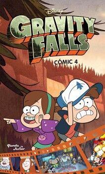 GRAVITY FALLS -COMIC 4-