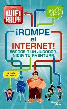 WIFI RALPH -ROMPE EL INTERNET-