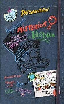 RESOLVIENDO MISTERIOS Y REESCRIBIENDO LA HISTORIA (PATOAVENTURAS)