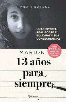 MARION -13 AÑOS PARA SIEMPRE-