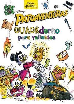 CUACKDERNO PARA VALIENTES (PATOAVENTURAS)